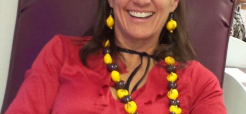 Maggie Lacerenza, top blood drive coordinator