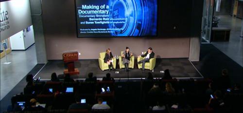 Arizona State University, Walter Cronkite School of Journalism and Mass Communication, Must See Mondays, Making of a Documentary