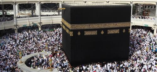 Hajj Mecca