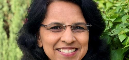 Megha Budruk, ASU, Watts College, interim associate dean, faculty affairs