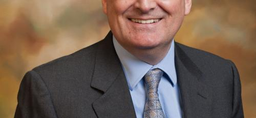 portrait of Mike Orr