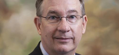 headshot of ASU Professor Kenneth Michael Goul