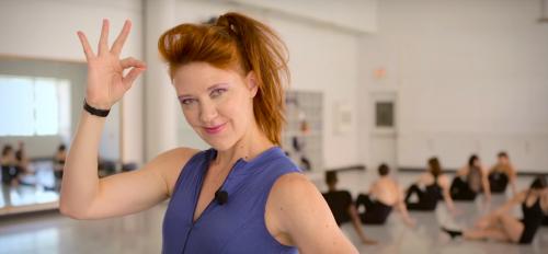 ASU School of Film, Dance and Theatre faculty Karen Schupp as Miss Karen