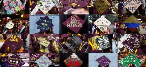 Mortar Board Gallery photographs