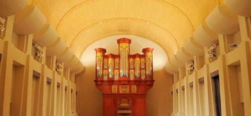 ASU School of Music Organ Hall