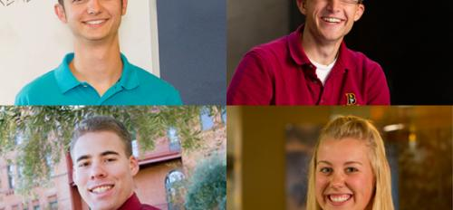 Fall 2012 top engineering grads