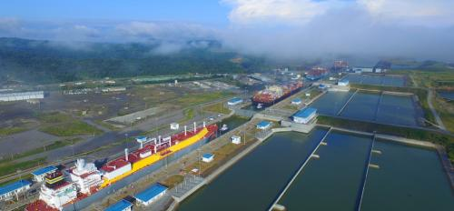 Panama Canal Extension