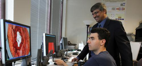 Sethuraman Panchanathan is the founder and director of CUbiC