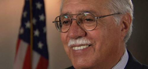 portrait of Arizona Congressman Ed Pastor