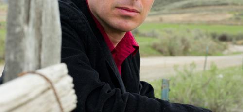 Award-winning author Paolo Bacigalupi