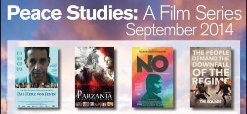Peace Studies Film Series - September 2014