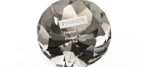 Pearson Product of the Year award