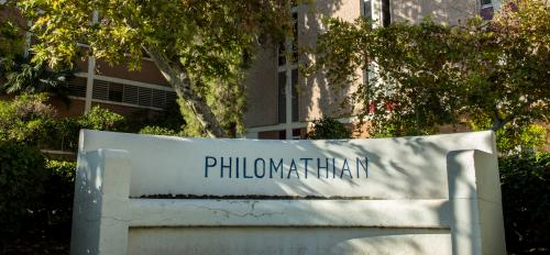 philomathian seat
