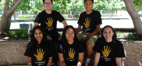 Summer Project Humanities interns