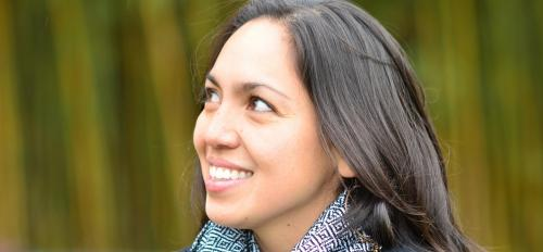 Photo of Alexandrina Agloro, 2018 postdoctoral Ford Fellow