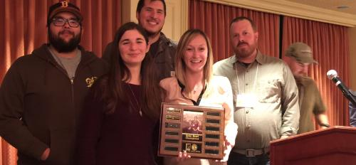 ASU Polytechnic students are regional wildlife Quiz Bowl champs