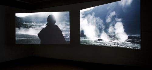 "Isabel Rocamora, ""Horizon of Exile,"" U.K., 2007 (detail of film still)"