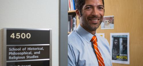 ASU professor Matthew Delmont