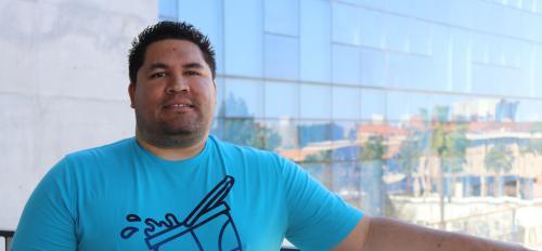 Ruben Gonzalez headshot