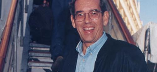 Charles S. Sargent, ASU Professor Emeritus of geography