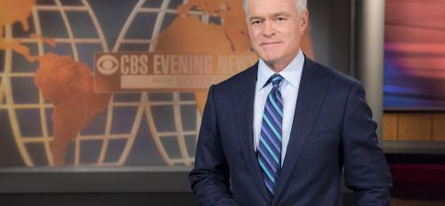 Scott Pelley, CBS News