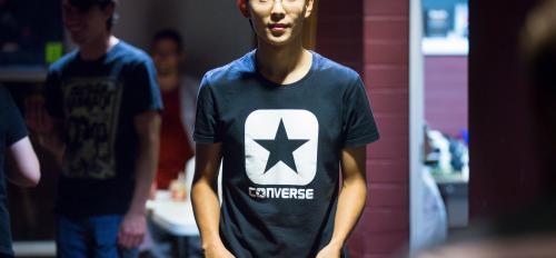 ASU student Shuo Zhang