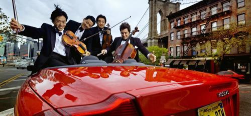 The Shanghai String Quartet