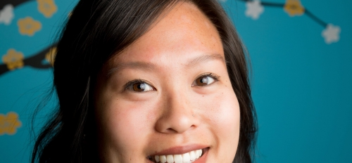 Stephanie Pham, spring 2021, outstanding graduate, School of Community Resources and Development