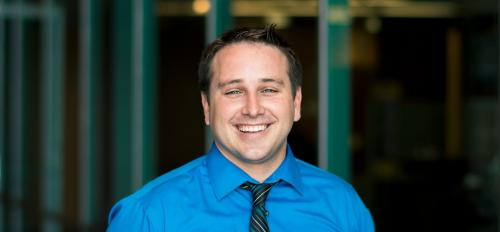 College of Liberal Arts and Sciences Alumnus Steven Slugocki