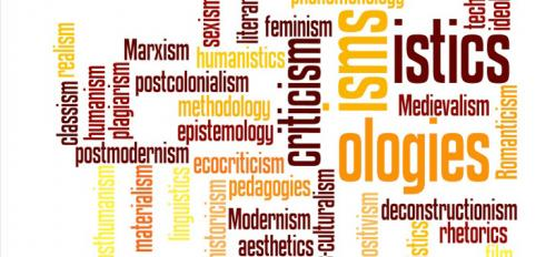"""-isms, -ologies, and -istics: Conversations across the Disciplines"""