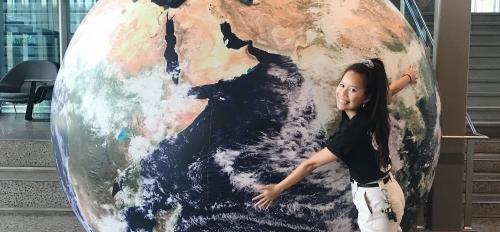 ASU sustainability grad Tammy Nguyen