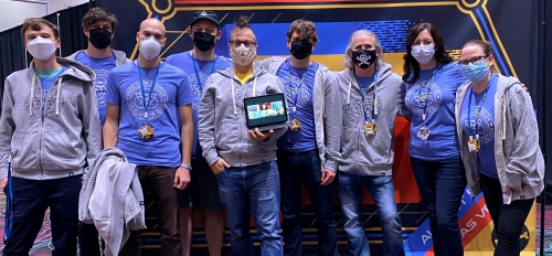 Capture the Flag team at DEF CON