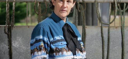 Temple Grandin at Arizona State University