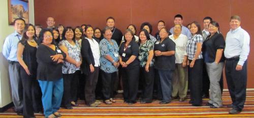 Navajo Nation Gaming Enterprise employees