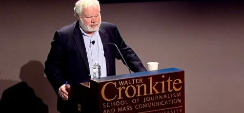 Thomas E Ricks, Arizona State University, Cronkite School