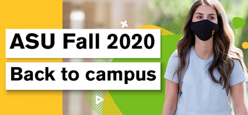 Fall 2020 back to campus video thumbnail