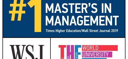 Thunderbird's Master of Global Management degree named No. 1