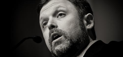 Anti-racist activist Tim Wise