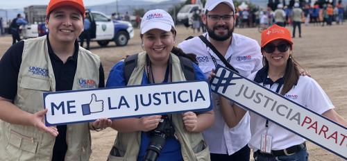 Unidos Por La Justicia in Honduras