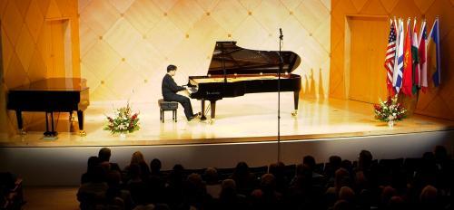 Bosendorfer Yamaha ASU International Piano Competition