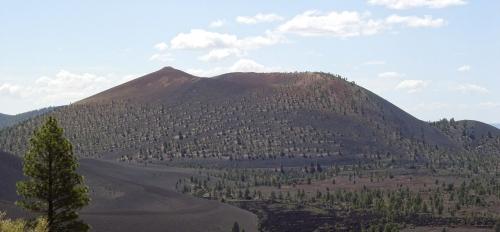 Sunset Crater Arizona