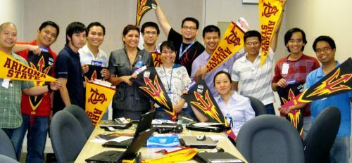 Intel Vietnam Grad Students