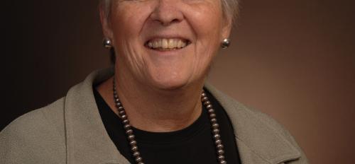 portrait of professor Jann Warren-Findley