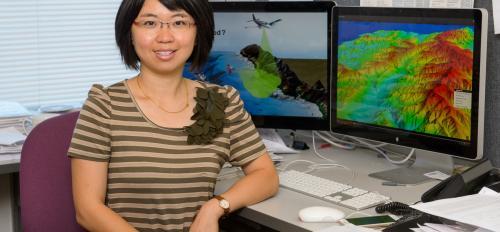 Wenwen Li ASU School of Geographical Sciences and Urban Planning