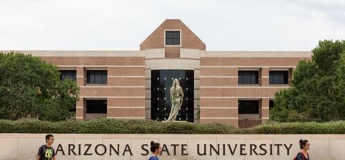 ASU West Valley campus