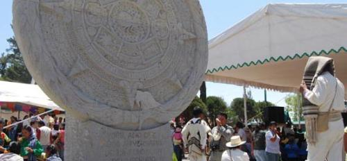 Aztec relic