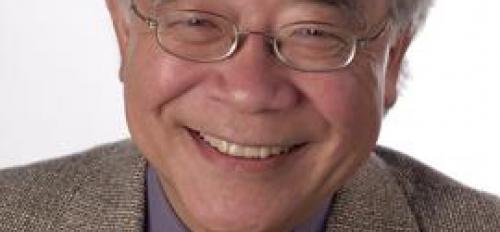 portrait of Keith Yamamoto