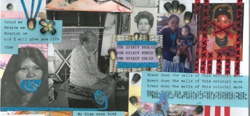 Zine Collage