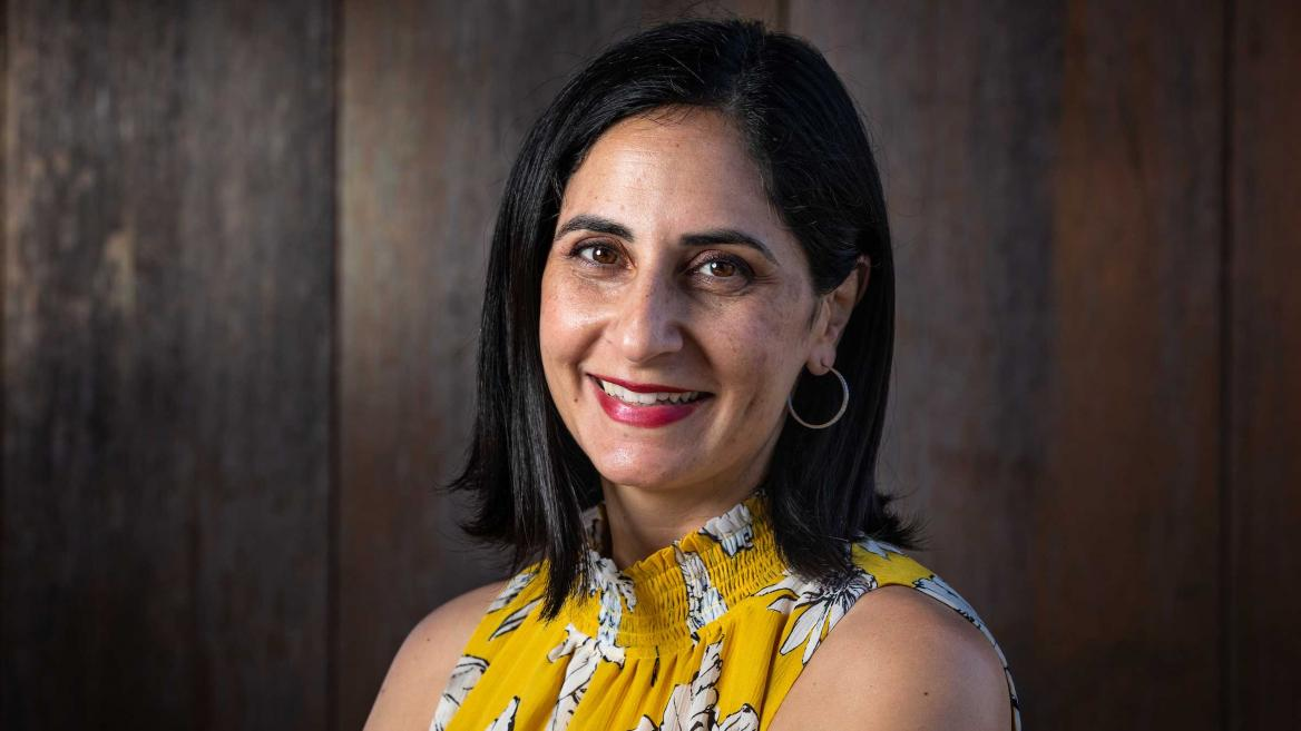 ASU School of Social Transformation Director Pardis Mahdavi