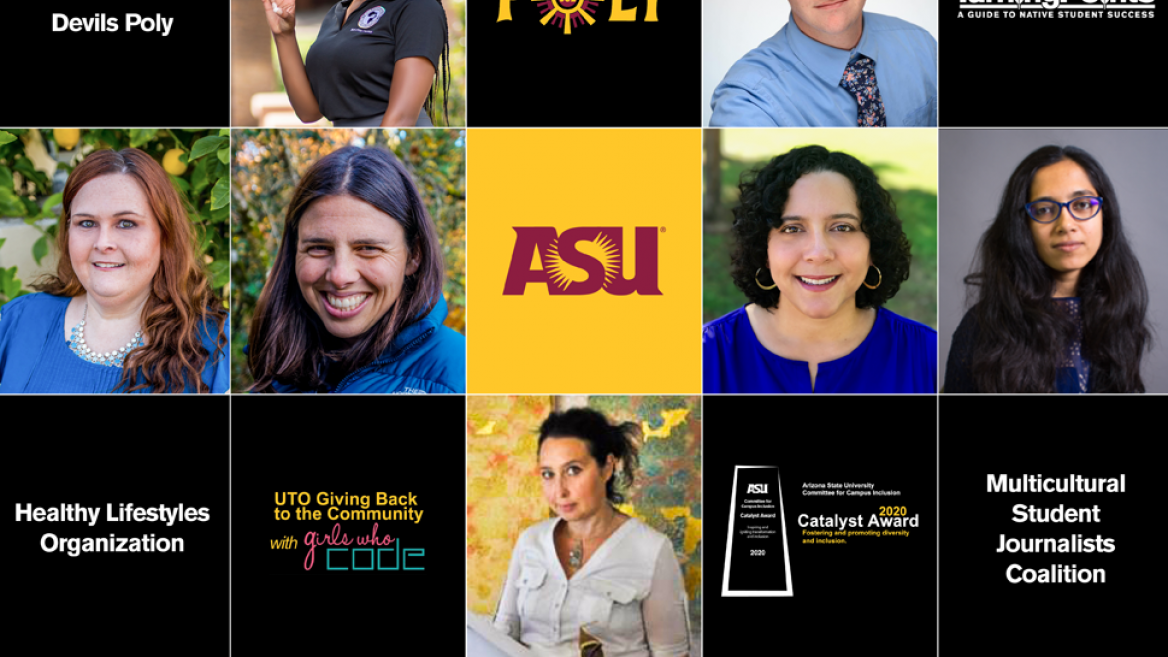 2020 Catalyst Award Winners Committee for Campus Inclusion